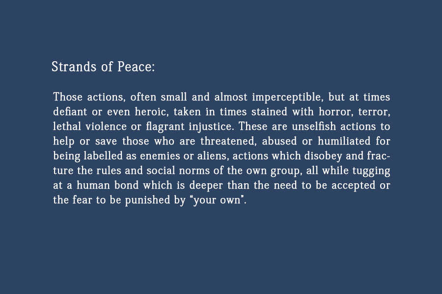 Definition of Strands of Peace